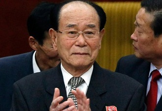 Kim Yong Nam, head of the DPRK's Southeast Asia delegation [Photo:KCNA]