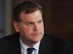 Canadian FM John Baird (Photo by AFP)