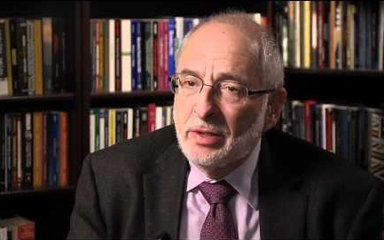 Jonathan D. Pollack (video capture from World News Inc.)