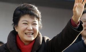 Park Geun-Hye (Photo by Associated Press)